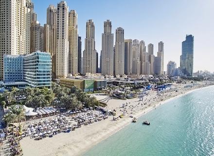 Hilton Jumeirah beach - Dubai